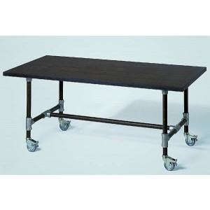 lambert tisch industrie 100 x 100 cm. Black Bedroom Furniture Sets. Home Design Ideas