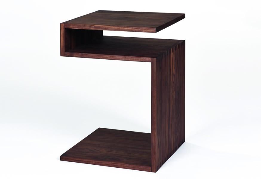 lambert beistelltisch deposito walnuss. Black Bedroom Furniture Sets. Home Design Ideas