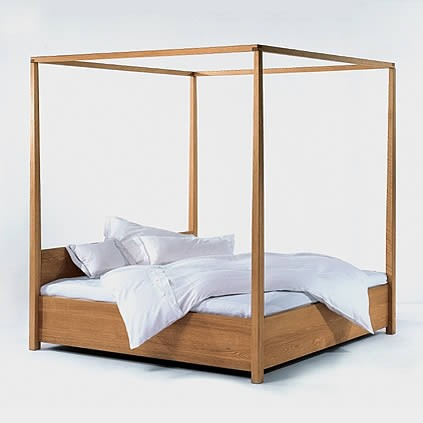 lambert bett himmelbett arkadia 200 x 180 cm. Black Bedroom Furniture Sets. Home Design Ideas