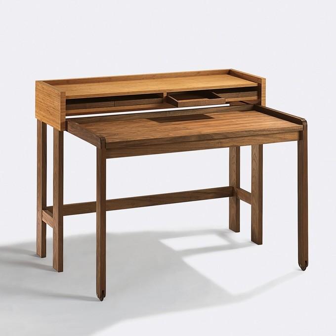 lambert sekret r modesto bambus walnuss. Black Bedroom Furniture Sets. Home Design Ideas