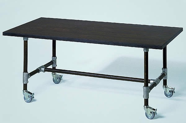 lambert tisch industrie 220 x 90 cm. Black Bedroom Furniture Sets. Home Design Ideas