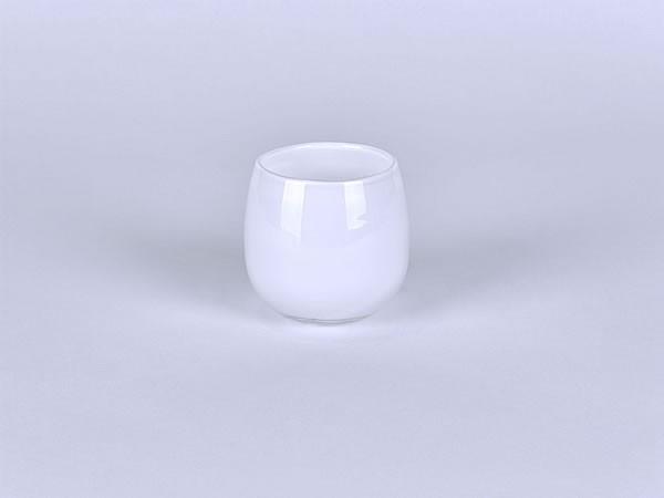 lambert kleine vase windlicht pisano wei. Black Bedroom Furniture Sets. Home Design Ideas