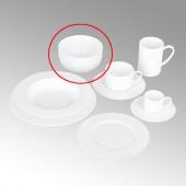 Lambert Müslischüssel, Porzellan Serene - Weiß