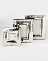 Lambert Bilderrahmen Silber / Metall
