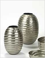 lambert vasen silber metall auswahl. Black Bedroom Furniture Sets. Home Design Ideas