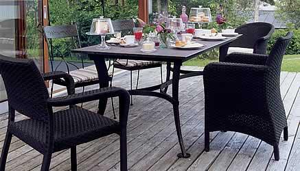 Lambert Gartenstühle
